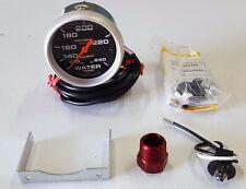 "SALE Auto Meter 5432 Pro-Comp Liquid-Filled 2 5/8"" Mech. Water Temperature Gauge"