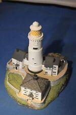"Danbury Mint 1994 ""Start Point Lighthouse"" Dartmouth, England Lighthouse"