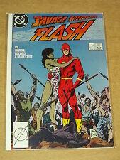 FLASH #10 DC COMICS MARCH 1988