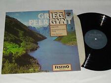 GRIEG Peer Gynt LP Philips Vinyl 6570 017 Adele Stolte Vaclav Neumann Gewandhaus