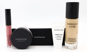 bareMinerals Flawless Collection Sandstone 16 - NEW - No Box & Missing Blusher