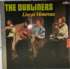 LP THE DUBLINERS  LIVE AT MONTREUX,VINYL NM,    FOC  INERCORD INT 160.054