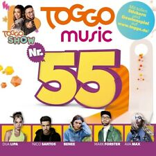DIVERSE POP - Toggo Music. Vol.55, 1 Audio-CD
