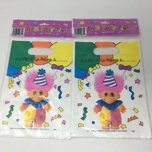 Troll birthday gifts Troll party favor Troll sucker. Troll pops party favor 10 pack Trolls