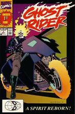 GHOST RIDER 1 Comics 1st Appearance of Danny Ketch Deathwatch Movies 1990 Cosmic