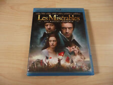 Blu Ray Les Miserables - 2013 - Hugh Jackman + Rusell Crowe + Anne Hathaway