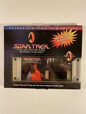 Star Trek Motion Picture Original Film Cels Admiral James Kirk Number 2834