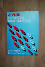 Applied Financial Mathematics von Martin & Burrow auf Englisch Taschenbuch