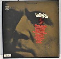 Alan Berg / Wozzeck  RARE  Radio Station Edition 2LP Box Set Columbia 32 21 0002