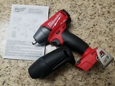 """Milwaukee 2754-20 M18 FUEL 18V 3/8"""" Impact Gun Wrench With 49-16-2754 Boot"""