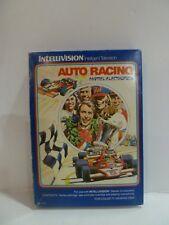 AUTO RACING     - Intellivision - Mattel