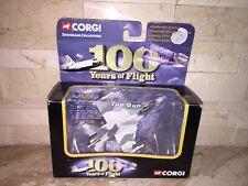 CORGI FIGHTING MACHINES TOP GUN F-16 FIGHTING FALCON AIRPLANE