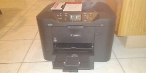 OFFERS ENCOURAGED! Canon MAXIFY MB2720 Printer With Ink READ DESCRIPTION