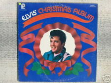 ELVIS PRESLEY 33 TOURS USA ELVIS CHRISTMAS ALBUM