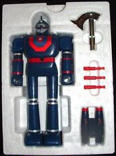 "GIGANTOR ROBOT88 10"" DIECAST wJETPACK & SHOOTING FISTS TETSUJIN SHOGUN 1980s MIB"