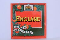 England ‎– Garden Shed 1977 Arista UK ARTY 153 Vinyl LP Original