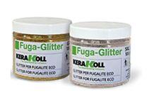 GLITTER per PIASTRELLE SILVER ceramica liquida KERAKOLL FUGA GLITTER fugaglitter