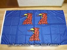 Drapeaux drapeau pasewalk digital pression - 90 x 150 CM
