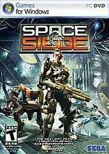 Space Siege : Action, Adventure Brand New PC Game sega