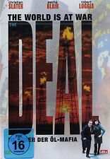 DVD NEU/OVP - The Deal - Im Visier der Öl-Mafia - Christian Slater & Selma Blair