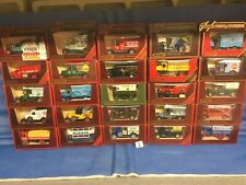 Matchbox Models Of yesteryear, (1) 25 X Models In Red Boxes, job Lot, Lesney,moy