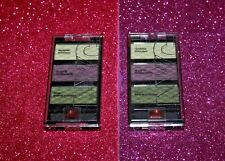 NYC NEW YORK COLOR HD COLOR TRIO EYE SHADOW 789 WEST VINTAGE LOT OF 2 SEALED