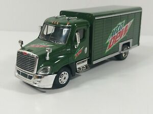 Mountain Dew Delivery Truck Diecast 1:48 Scale - No Box