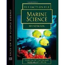New, The Facts on File Marine Science Handbook, Bobbi McCutcheon, Scott McCutche