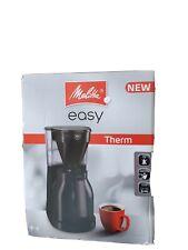 Melitta Easy Therm Kaffeemaschine