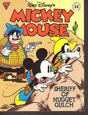 Gladstone Comic Album #22 ~ Walt Disney's Mickey Mouse  ~ (7.5) WH