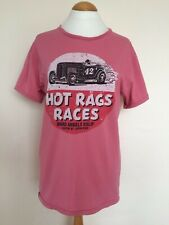 Japan Rags Pink T-shirt Short Sleeve Mens/Unisex Size M