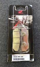 Pastillas freno Honda GL 1500,GL1500,Goldwing,Gold Wing,trasero,06435-MT8-405
