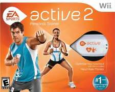 EA Sports Active 2 WII New Nintendo Wii