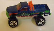"Matchbox Chevy K-1500 4X4 Pickup Truck ""Hero City"""