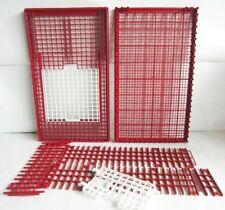 Kerbl 73100 Geflügel-Transportbox PVC Tierbox Geflügelzucht Geflügel H134