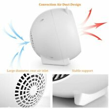 Mini Space Heater Portable Winter Warmer Fan Personal Electric Heater for Home