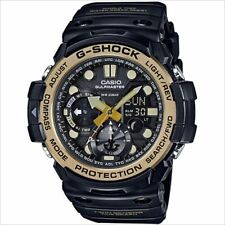 * Nuovo * Da Uomo Casio G SHOCK GULFMASTER Gold Watch Twin Sensor gn1000gb-1a RRP £ 249