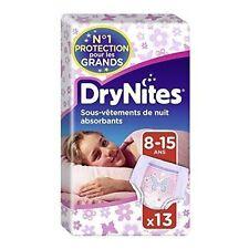 Huggies DryNites Windeln Mädchen 8-15 Jahre 4 Packungen A ()