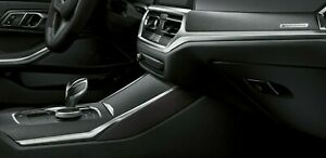 BMW OEM G20 G21 3 Series 2019+ M Performance Interior Trim Kit Carbon Alcantara