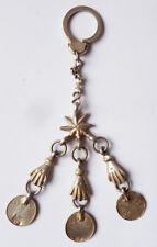 Pendentif ancien ethnique arabe Maghreb ARGENT massif silver