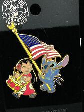 DLR Mickey's All American Pin Trading Festival Lilo & Stitch Surprise Release
