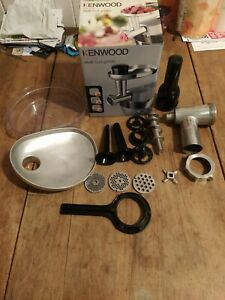 Kenwood Chef Food Mincer Grinder Attachment AT950A