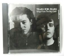 "TEARS FOR FEARS ""Songs From the Big Chair"" 1985 (Mercury/P224300) CD VG+/EX!"
