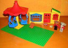 Lego Fabuland 3668 Figuren Bär Elefant wichtige Teile Sonderteile aus dem Set