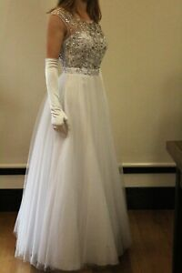 Wedding / Deb dress size 6, Alisha K