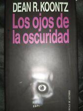 Los ojos de la oscuridad,   Dean R. Koontz