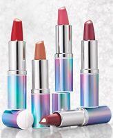 Clinique Lipstick Canoodle, Red Alert, Raspberry Glace, Crush, A Different Grape