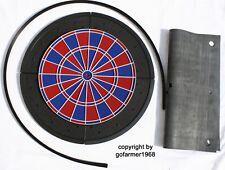 Org. Löwen Dart Komplettset (Spinne Segmente Gummimatte Catchsegmente T-Molding)