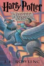 Harry Potter and the Prisoner of Azkaban  BOOK 3 paperback J K Rowling FREE SHIP