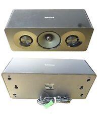 Philips Centre Haut-parleur 4 ohms 166 W + câble connecteur pour Blu-ray 3D Home Cinema Theatre